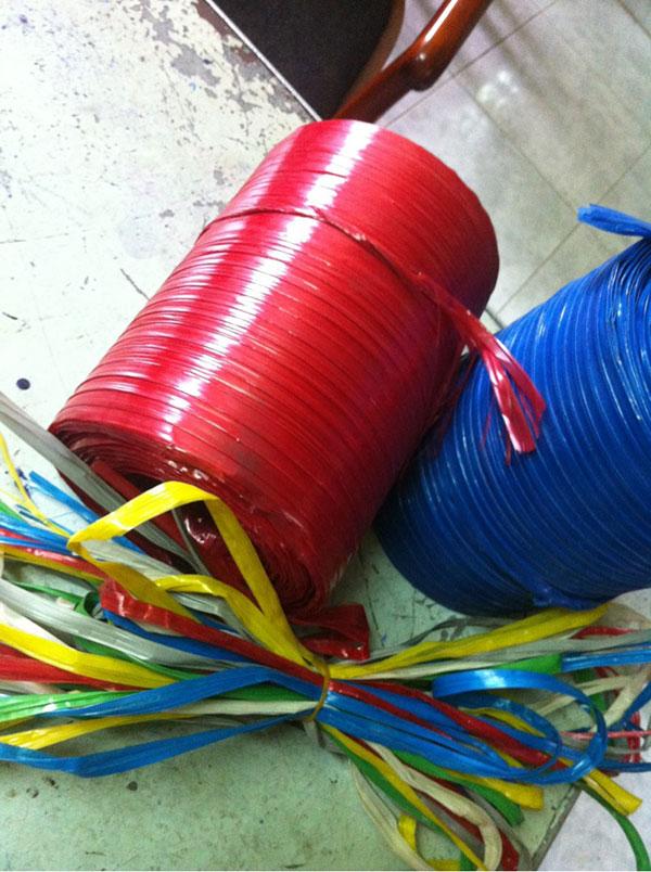dây nilon màu